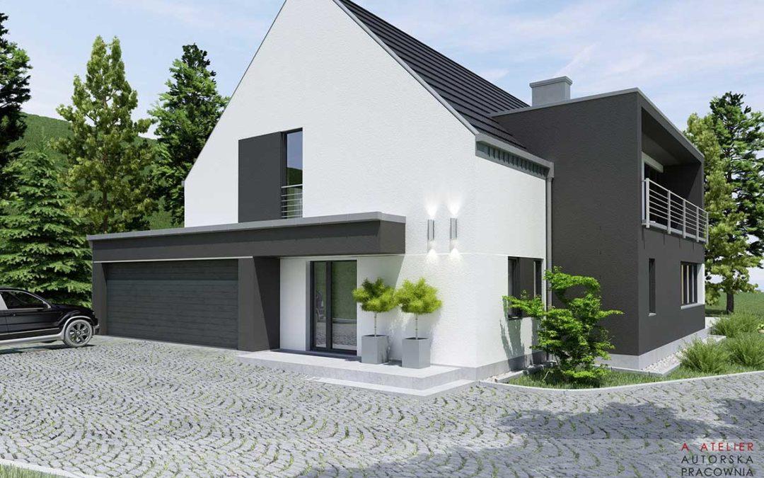 Dom jednorodzinny, Bukowiec