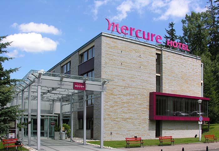 Przebudowa hotelu Mercure Skalny, Karpacz
